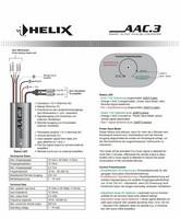 Helix AAC.3 linjamuunnin