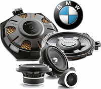 Audiokit BMW Focal kaiutinpaketti