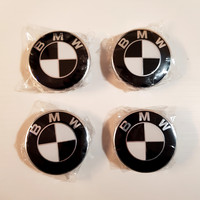 BMW vanteiden keskikupit 68mm 4kpl