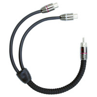 FOUR Connect Stage3 RCA Y-Haaroitin 1M - 2F