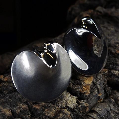 Vintage silver ring Madeleine