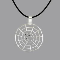 Hämähäkinverkko-riipus