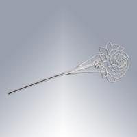Äitienpäivä-ruusu rintaneula