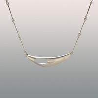 Silver necklace Puikkari