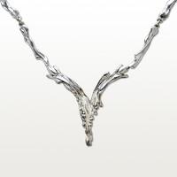 Silver necklace Forte Finlandia