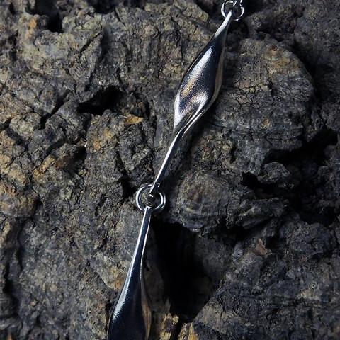 Vintage silver bracelet Little Brook