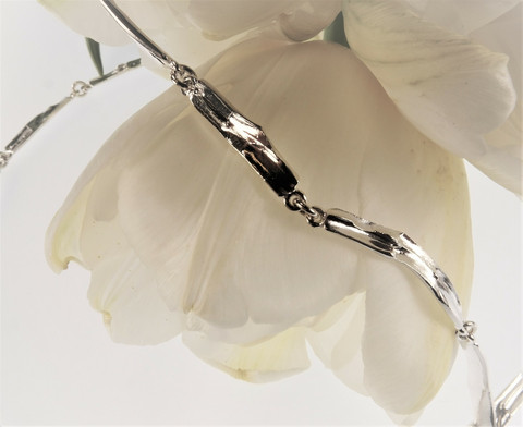 Silver bracelet Solina
