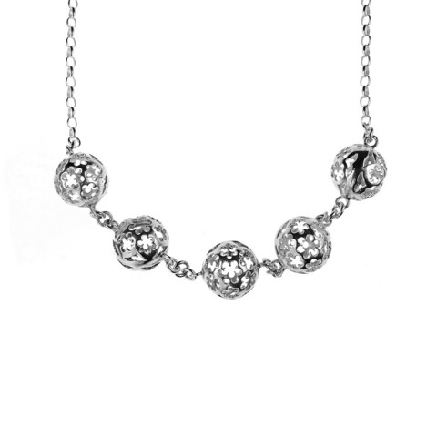 Meadow Flowers necklace