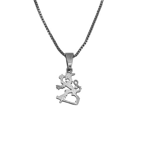Mini size Finnish Lion pendant