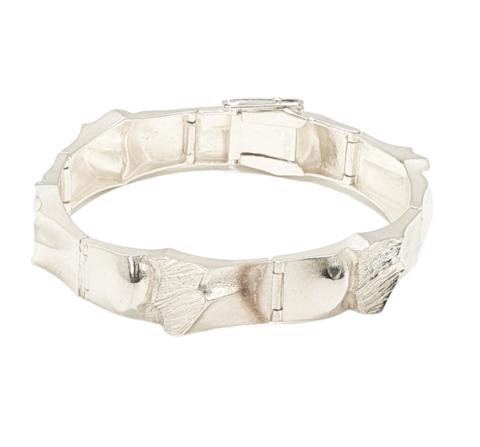 Windforms in Snow vintage bracelet