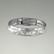 Silver bracelet Ridge