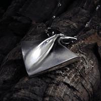 Silver pendant Isadora