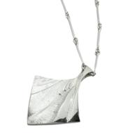 Snowfly pendant