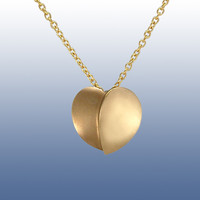 Sydän pronssia