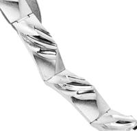 Silver bracelet Kyoto