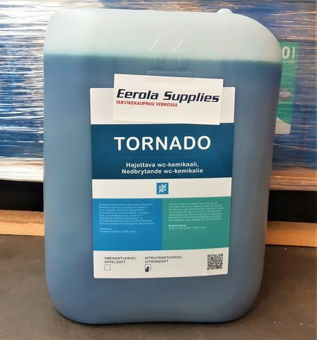 Tornado hajottava wc- kemikaali 20l, tiiviste