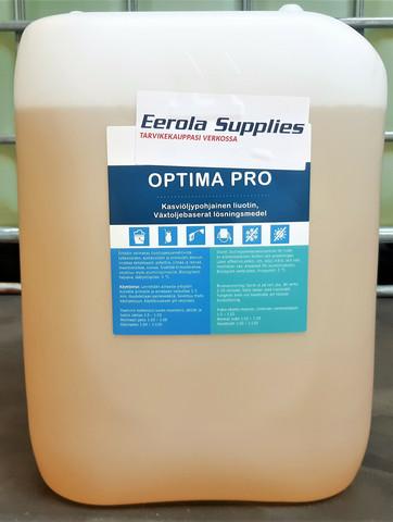 Optima Pro liuotinpesuaine 20l, tiiviste