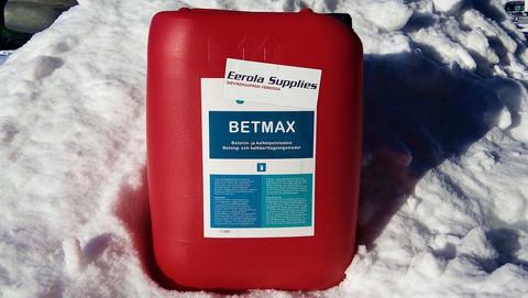 Betmax Betonin- ja kalkinpoistoaine 20l, tiiviste