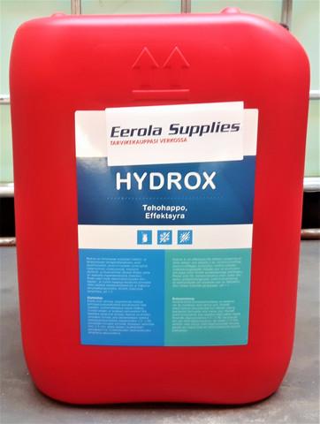 Hydrox Tehohappo 20l, tiiviste