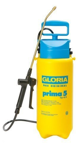 Gloria Prima 5 paineruisku, Vahashampoolle ja huuhteluvahalle