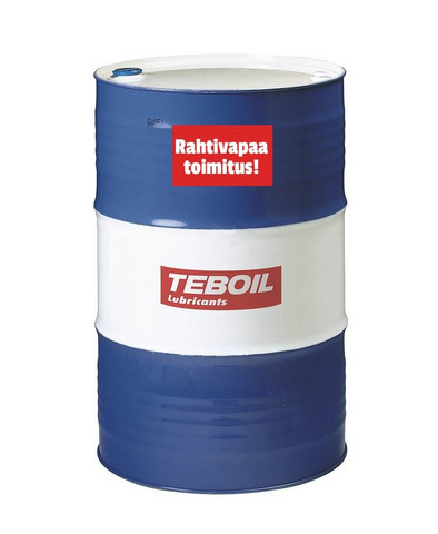 Teboil Power D 10W-30 moottoriöljy 200l