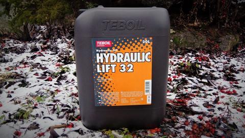 Teboil Hydraulic Lift 32 20l