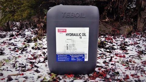 Teboil Hydraulic Oil 15 20l