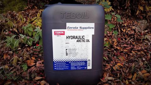Teboil Hydraulic Arctic Oil 15 20l, Hydrauliöljy