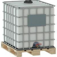 Teboil Hydraulic Oil 46S 1000l, Hydrauliöljy