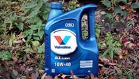 Valvoline All Climate 10W-40 moottoriöljy 4l