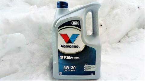 Valvoline Synpower ENV C1/C2 5W-30 moottoriöljy 5l
