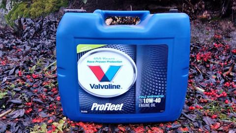 Valvoline ProFleet 10W-40 moottoriöljy 20l