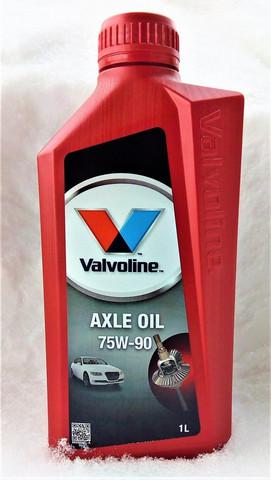 Valvoline Axle Oil 75W-90 1l, Vaihteisto- ja vetopyörästö-öljy