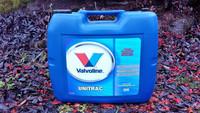 Valvoline Unitrac Fluid 80W 20l, UTTO- öljy