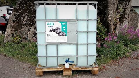 Tuotepaketti! AdBlue 1000l + Metwash -70C 200l Tuulilasinpesuneste
