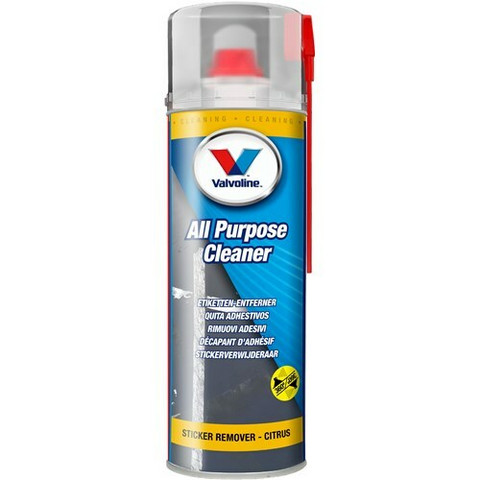 Valvoline All Purpose Cleaner spray 500ml 12kpl