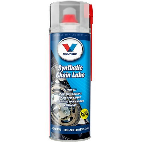 Valvoline Synthetic Chain Lube spray 500ml 12kpl