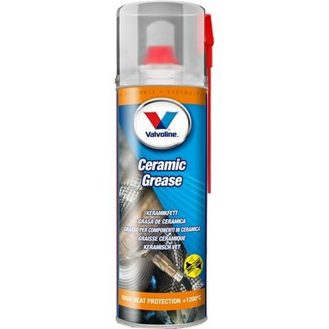 Valvoline Ceramic Grease ketjuöljy spray 500ml 12kpl