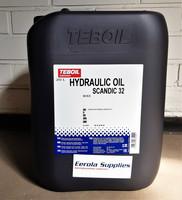 Teboil Hydraulic Oil Scandic 32 20l