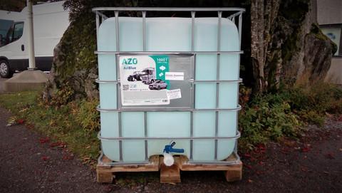 Tuotepaketti! AdBlue 1000l IBC CDS ja yhteensopiva AdBlue sähköpumppu