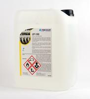 LP-100 raakaliuotin 200l, pien, noen, öljyn ja rasvan poistoon