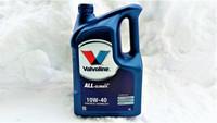 Valvoline All Climate Extra 10W-40 moottoriöljy 5l 3kpl + 1kpl kaupan päälle!