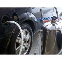 Polttoainetankin tyhjennyslaite