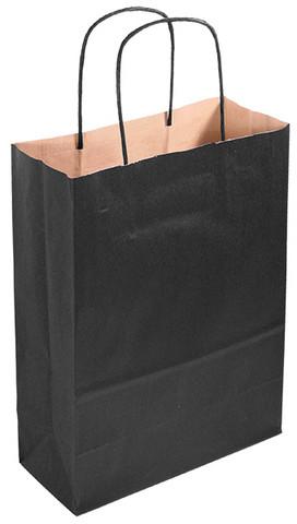 Kassi, musta 260 x 360 x 120 mm, 50 kpl laatikko