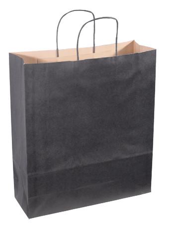 Kassi, musta 320 x 410 x 120 mm, 50 kpl laatikko