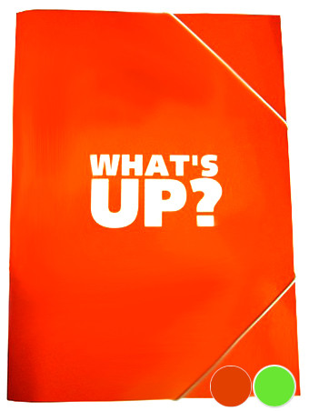 Top secret / What's up? - folderi