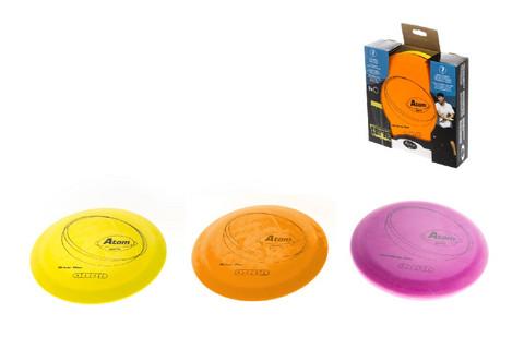 Frisbeegolf kiekko Atom 3 kpl