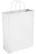 Kassi, valkoinen 320 x 410 x 120 mm, 50 kpl laatikko