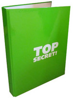 Top secret / What's up? - kansio