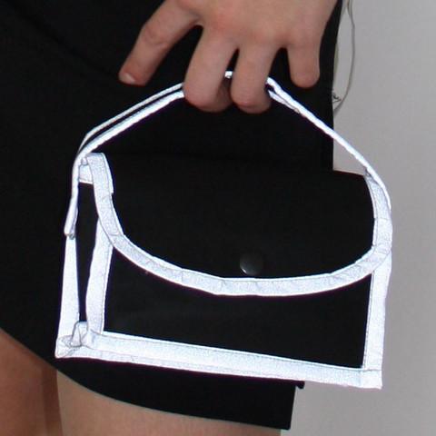 Reflector käsilaukku